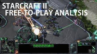 StarCraft II Free-to-Play Analysis