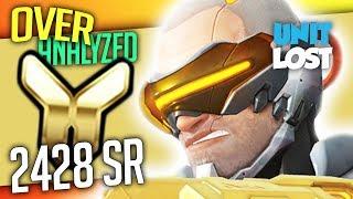 Overwatch Coaching - Soldier 76 - GOLD 2428 SR - [OverAnalyzed]
