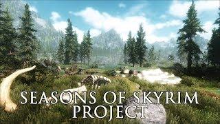 TES V - Skyrim Mods: Seasons of Skyrim Project