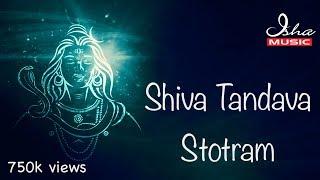Shiva Tandava Stotram (Jatatavigalajjala Pravahapavitasthale ...) - with lyrics