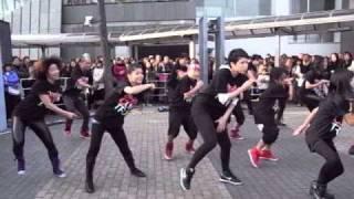 イキイキ!!ゲリラダンス!!ファイナル!! 2010/11/28 福岡