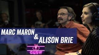 Alison Brie & Marc Maron discuss