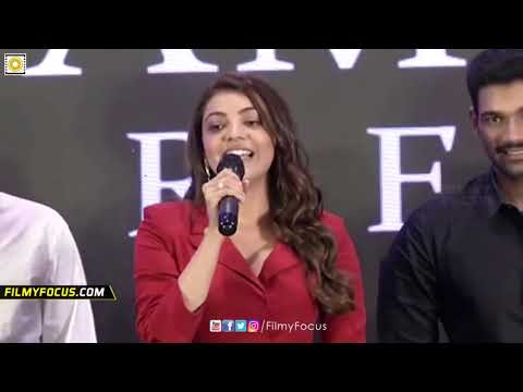 Xxx Mp4 Chota K Naidu Kissing Kajal Agarwal On Stage Kavacham Movie Teaser Launch Filmyfocus Com 3gp Sex