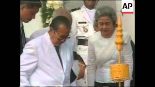 Prince Norodom Sihamoni confirmed as next king
