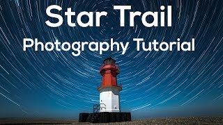 Star Trail Photography Tutorial | Landscape Photography | Isle of Man