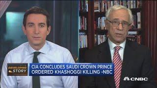 People will carry on regardless of CIA Saudi Arabia report, says pro