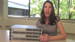 HP 2530 Switch Series Product Tour