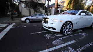 Diamond Rolls Royce