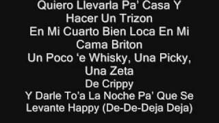 Don Omar Feat Plan B - Hookah (Lyrics, Letra, Lirica)