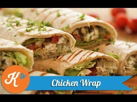 Xxx Mp4 Resep Ayam Tortilla Healthy Chicken Wrap Recipe Video MELATI PUTRI 3gp Sex