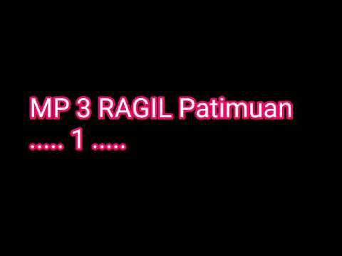 Album MP3. RAGIL. 1
