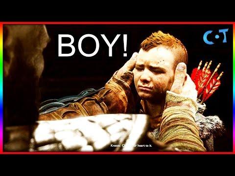 Xxx Mp4 Everytime Kratos Says Boy God Of War 3gp Sex