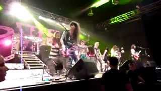 Steel Panther - 17 Grils In Row + GloryHole - Berlin 2015