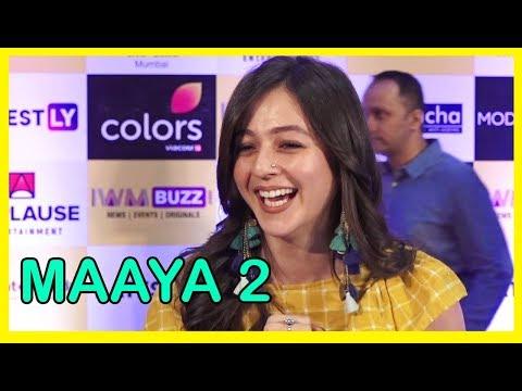 Xxx Mp4 Priyal Gor Talks About Her Webseries MAAYA 2 At IWM Buzz Party 3gp Sex