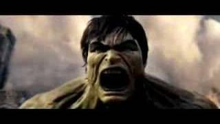 NEW The Incredible Hulk Trailer - HD