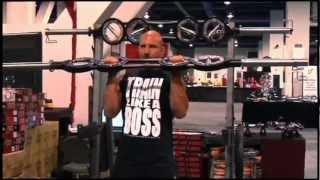 The Monster Barbell By The Burn Machine
