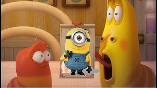 LARVA ❤️ 8 Hours Non Stop Full Collection ►La MINION ❤️ The newest compilation