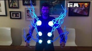 TOYSTV S7 E12 P6【爆玩具】Hot Toys 1/6 Avengers Infinity War - Thor Unbox