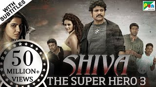 Shiva The Super Hero 3 | New Horror Hindi Dubbed Movie | Nagarjuna Akkineni, Samantha, Seerat Kapoor