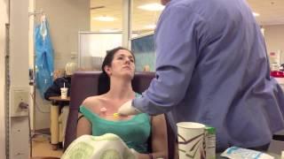 1st Chemo Treatment