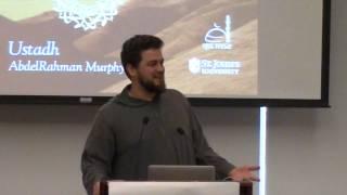 In the Shade of the Prophet ft Ustadh AbdelRahman Murphy