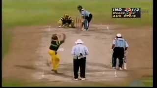 India vs Australia Sharjah Final, India innings Highlights