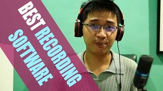 Best Recording Software for Voice Acting