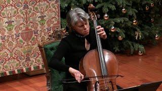 Vivaldi: Cello Concerto in D Minor RV 407, Largo; Tanya Tomkins & Voices of Music 4K UHD