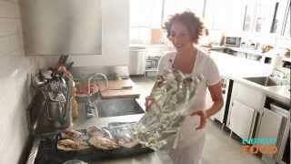 Yogurt-Marinated Chicken with Watermelon Salad | Everyday Food with Sarah Carey