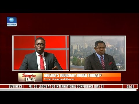Judiciary Blackmail Due To Ignorance Of Workings In Govt Arm-- Anumudu Pt.1