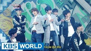 INFINITE F - Heartthrob | 인피니트 F - 가슴이 뛴다 [Music Bank HOT Stage / 2014.12.12]