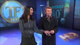 entrevista Talita Cogo para Rede TV
