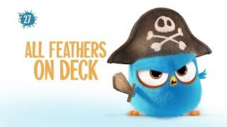 Angry Birds Blues | All Feathers On Deck - S1 Ep27