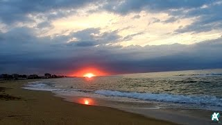 Relax and Sleep: Nature Ocean sounds to beat Insomnia. Deep Relaxation and #Meditation
