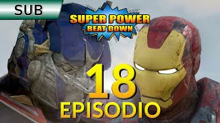 Iron Man vs Optimus Prime - Episodio 18 - Subtitulado