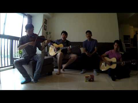 Superman by Five for Fighting (Acoustic) - Imprompt-3
