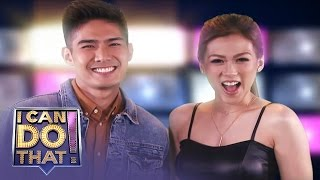 I Can Do That!: Alex Gonzaga and Robi Domingo