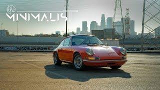 1969 Porsche 911 T: Maximum Pleasure, Minimalist Package