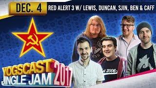 RED ALERT w/ Lewis, Duncan, Sjin, Ben & Caff! - YOGSCAST JINGLE JAM - 4th December 2017
