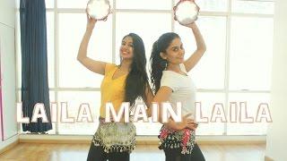 Laila Main Laila | Raees | BOLLYWOOD | Naach Choreography #Dancelikelaila