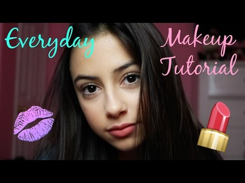 Xxx Mp4 13 Year Old Everyday Makeup Tutorial Stephanie Cood ♡ 3gp Sex