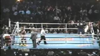 Mike Tyson vs Razor Ruddock 1991
