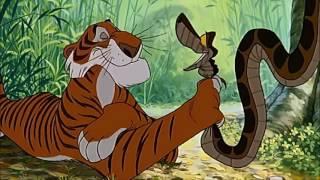 The Jungle Book (1967) Scene:
