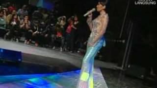Misha Omar Cinta Adam & Hawa - semifinal mzk²