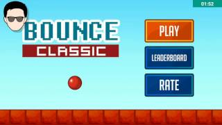 Bounce Classic HD Review & GamePlay :: Back to the Good Old Memories on Nokia