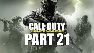 Call Of Duty: Infinite Warfare - Let's Play - Part 21 -