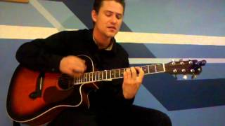 Bang My Head Against The Wall  Cross Canadian Ragweed cover  Kenneth Wisler