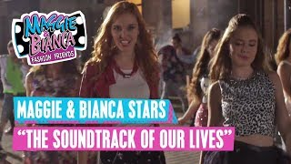 MAGGIE & BIANCA 🎵 Maggie & Bianca Stars: The Soundtrack Of Our Lives | Disney Channel Songs