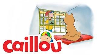 Caillou - Where