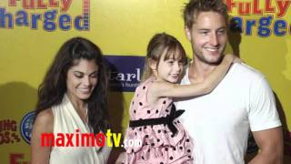 Justin Hartley & Lindsay Hartley